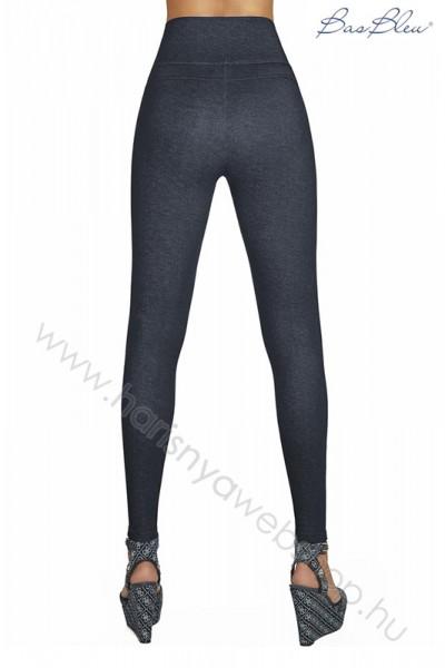 5007bf1a4d ... BLAIR hasleszorítós farmerszabású, női leggings nadrág 7/8- ...