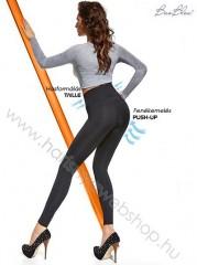 06c4946fed 200 den Bas Bleu, LIVIA hasleszorítós és fenékemelős, mikroszálas rugalmas  női leggings 7/