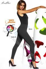 2a64de6caf 300 den Bas Bleu, CANDY anti cellulit és alakformáló női leggings nadrág 7/8